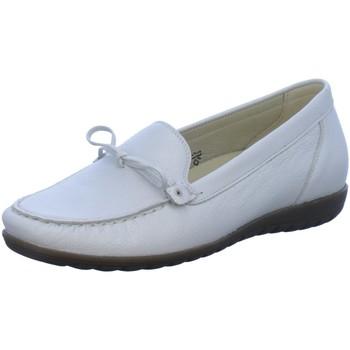 Schuhe Damen Slipper Waldläufer Slipper Hesima -H- 329501.205.211 weiß