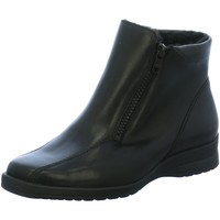 Schuhe Damen Low Boots Semler Stiefeletten K14266-012-001 schwarz