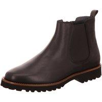 Schuhe Damen Low Boots Sioux Stiefeletten Meredith-701 XL 62830 schwarz