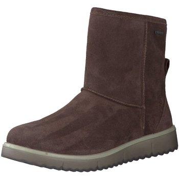 Schuhe Damen Stiefel Legero Stiefeletten dark clay 3-00654-57 braun