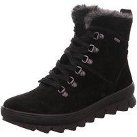 Schuhe Damen Stiefel Legero Stiefeletten 3-00503-00 00 schwarz
