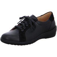 Schuhe Damen Derby-Schuhe & Richelieu Ganter Schnuerschuhe 62088300100 schwarz