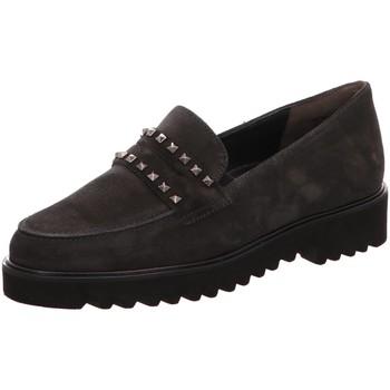 Schuhe Damen Slipper Paul Green Slipper 2424-113 grau