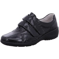 Schuhe Damen Slipper Waldläufer Slipper TAIPEI 607302-143/001 schwarz