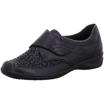 Schuhe Damen Stiefel Waldläufer Stiefeletten MILLU-S schwarz
