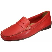 Schuhe Damen Slipper Wirth Slipper 35008-59 rot