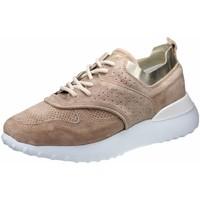 Schuhe Damen Sneaker Low Alpe nude (puder-gold) 4064-11-65 rosa
