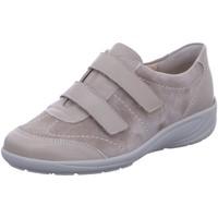 Schuhe Damen Slipper Semler Slipper Birgit B6015 253 019 beige