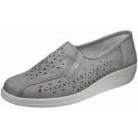 Schuhe Damen Slipper Aco Slipper Becas 74/735 grau