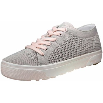 Schuhe Mädchen Sneaker Low Vado Schnuerschuhe pink (hell-rosé) 90101-327 Hot grau