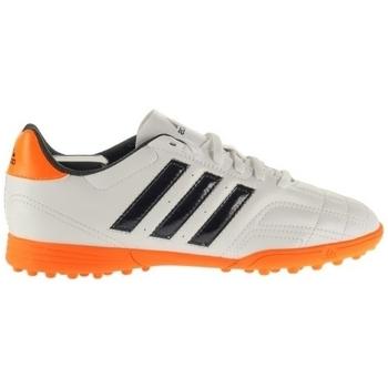 Schuhe Kinder Fußballschuhe adidas Originals Goletto IV TF J Weiß