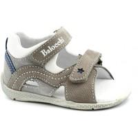 Schuhe Jungen Sandalen / Sandaletten Balocchi BAL-E19-492107-TO-a Beige