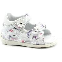 Schuhe Mädchen Sandalen / Sandaletten Balocchi BAL-E19-496131-MO-a Bianco