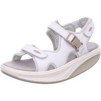 Schuhe Damen Sandalen / Sandaletten Mbt Komfort Kisumu 3S W white 700366-16 weiß