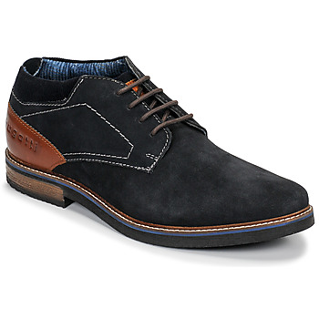Schuhe Herren Derby-Schuhe Bugatti SACHA Blau