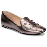 Schuhe Damen Slipper Katy Perry THE TURNER Silbern