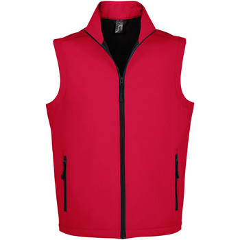 Kleidung Herren Strickjacken Sols RACE BW MEN MODERN Rojo