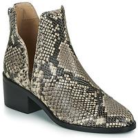 Schuhe Damen Boots Steve Madden CONSPIRE Beige