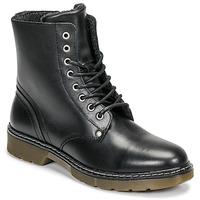 Schuhe Mädchen Boots Bullboxer AHC501E6LC-BLBLK Schwarz