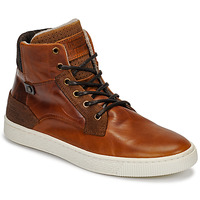 Schuhe Herren Sneaker High Bullboxer 648K55858A2501 Braun