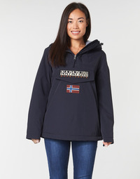 Kleidung Damen Parkas Napapijri RAINFOREST WINTER Marine