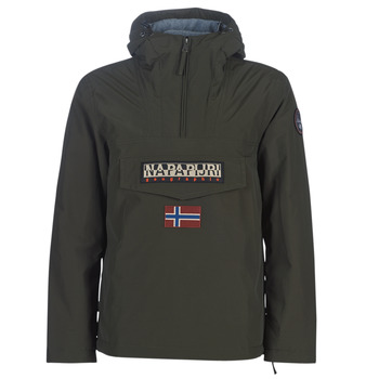 Kleidung Herren Parkas Napapijri RAINFOREST WINTER Kaki