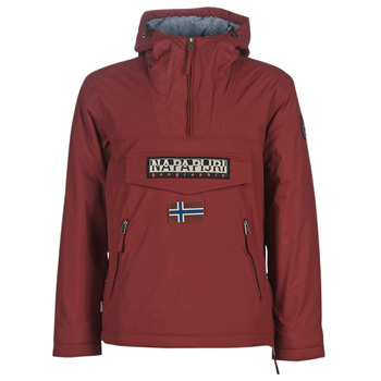 Kleidung Herren Parkas Napapijri RAINFOREST POCKET Bordeaux