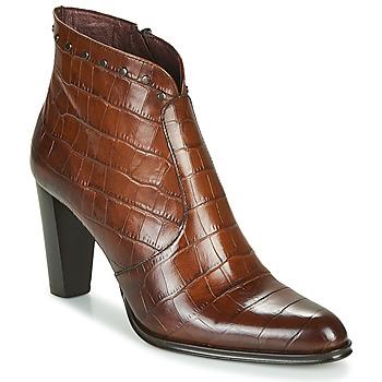 Schuhe Damen Low Boots Muratti RANSON Camel