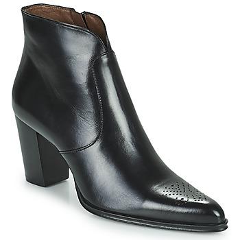 Schuhe Damen Low Boots Muratti READFIELD Schwarz