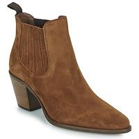 Schuhe Damen Low Boots Muratti RESEDA Braun
