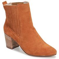 Schuhe Damen Low Boots Bullboxer 348508E6CCARM Cognac