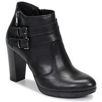 Schuhe Damen Low Boots Sweet Lemon RACEKI Schwarz