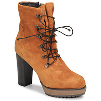 Schuhe Damen Low Boots Sweet Lemon SIROLA Braun