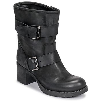 Schuhe Damen Low Boots Sweet Lemon ELAINE Schwarz