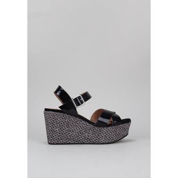 Schuhe Damen Sandalen / Sandaletten Krack Harmony 2800 Schwarz