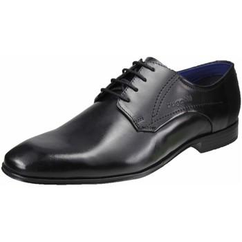 Schuhe Herren Richelieu Bugatti Business 311-66605-1000 311-66605-1000 schwarz