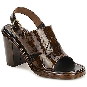 Schuhe Damen Sandalen / Sandaletten Rochas TARTAF Braun