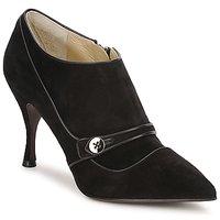 Schuhe Damen Ankle Boots Marc Jacobs MJ19138 Schwarz