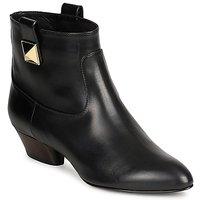 Schuhe Damen Low Boots Marc Jacobs MJ19102 Schwarz