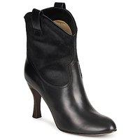 Schuhe Damen Low Boots Marc Jacobs MJ19064 Schwarz