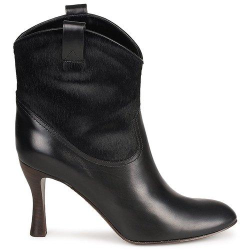 Marc Jacobs MJ19064 Schwarz Damen  Schuhe Low Boots Damen Schwarz 551,20 9d5437