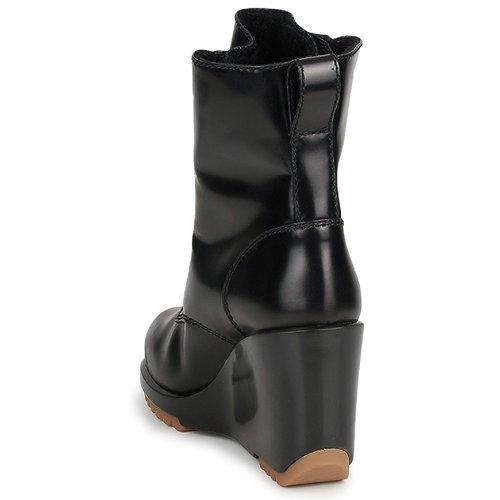 Marc Jacobs MJ19142 Schwarz Damen  Schuhe Low Boots Damen Schwarz 294,50 34fc32