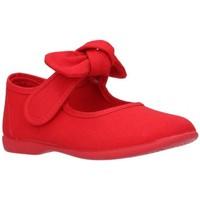 Schuhe Mädchen Sneaker Batilas 10601 Niña Rojo rouge