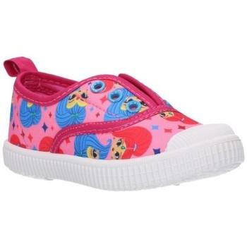 Schuhe Mädchen Sneaker Low Cerda 2300003571 Niña Fucsia violet