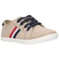 Schuhe Jungen Sneaker Low Batilas 47932E Niño Beige beige