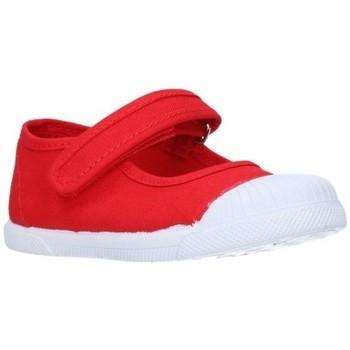 Schuhe Mädchen Sneaker Batilas 81301 Niño Rojo rouge