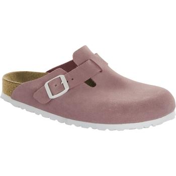 Schuhe Pantoletten / Clogs Birkenstock & Co.kg Birkenstock Clog Boston rose VL 1012838 Gr. 35 -46 Other