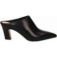 Schuhe Damen Pantoletten Mivida NAPPA nero