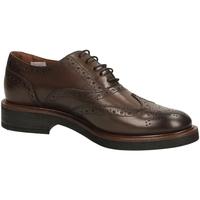 Schuhe Damen Derby-Schuhe Frau ANTIC marro-marrone