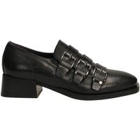 Schuhe Damen Derby-Schuhe Laura Bellariva VITELLO nero-nero